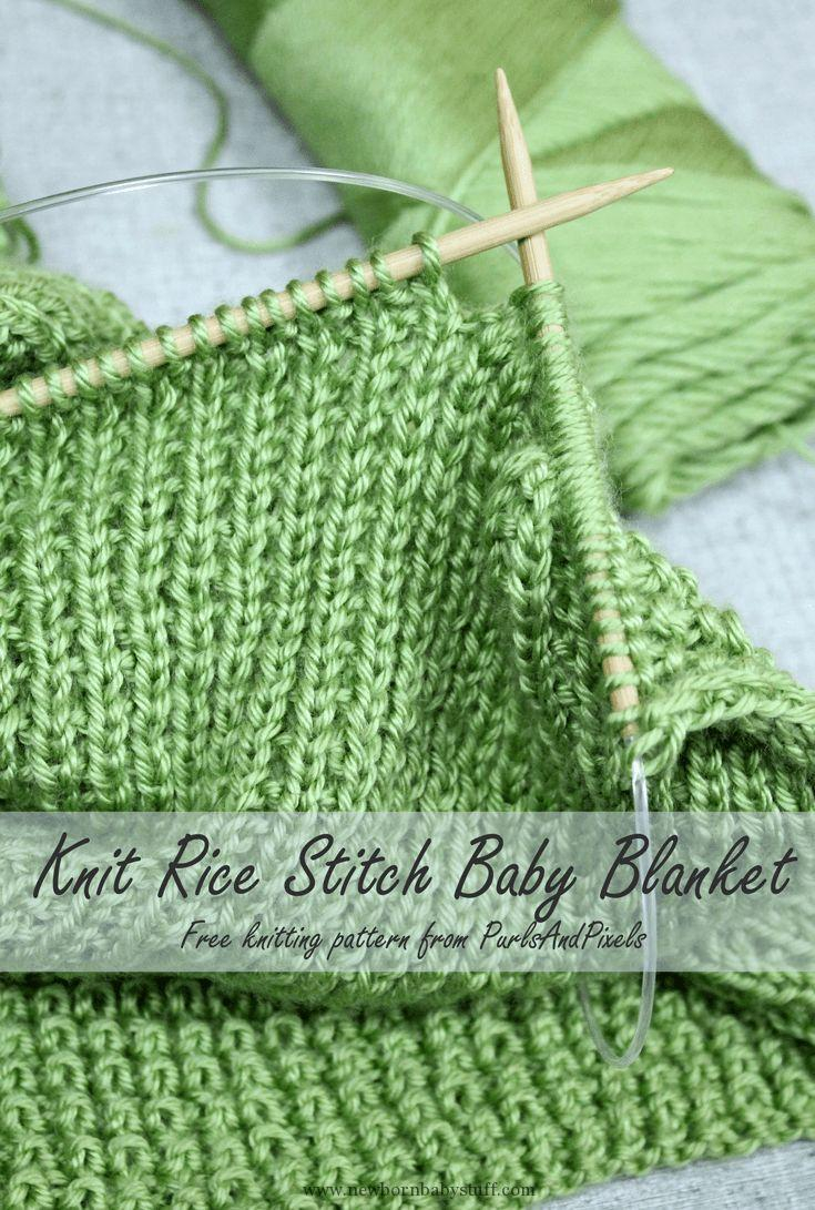 Free Knitting Patterns For Baby Blankets Ba Knitting Patterns Free Ba Blanket Knitting Pattern Rice