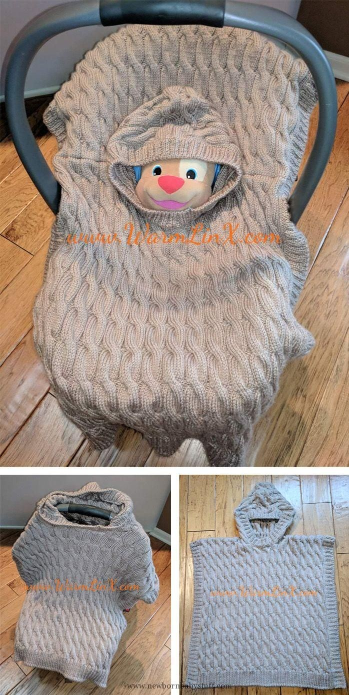 Free Knitting Patterns For Baby Blankets Free Crochet Ba Car Seat Blanket Pattern Ba Knitting Patterns For