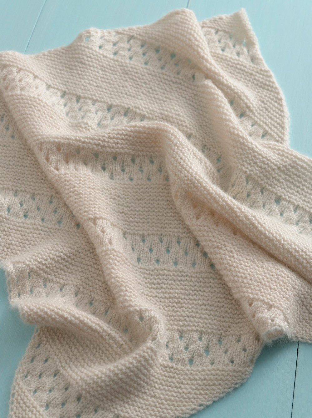 Free Knitting Patterns For Baby Blankets Treasured Heirloom Ba Blanket Free Knit Pattern Styles Idea