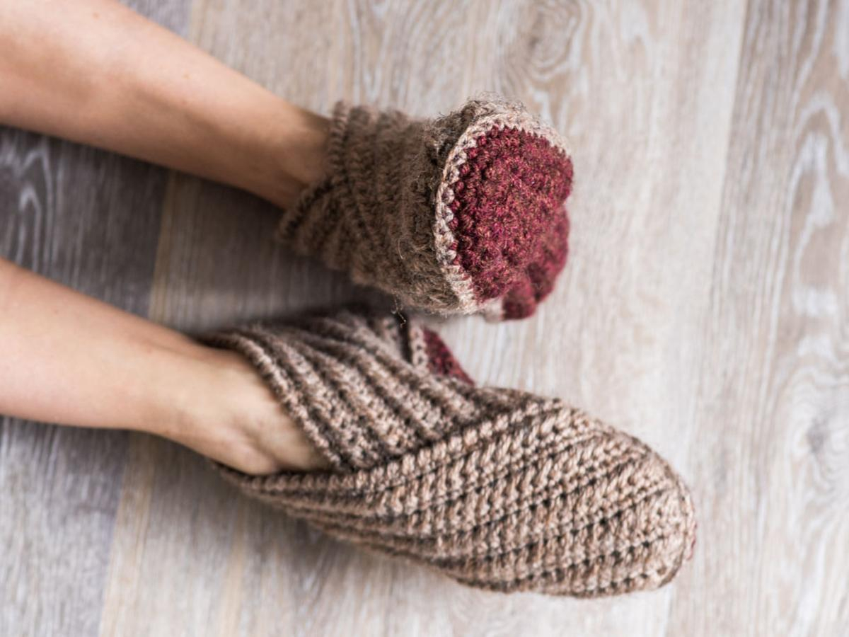 Free Knitting Patterns For Bed Socks Free Knitting Patterns For Bed Socks