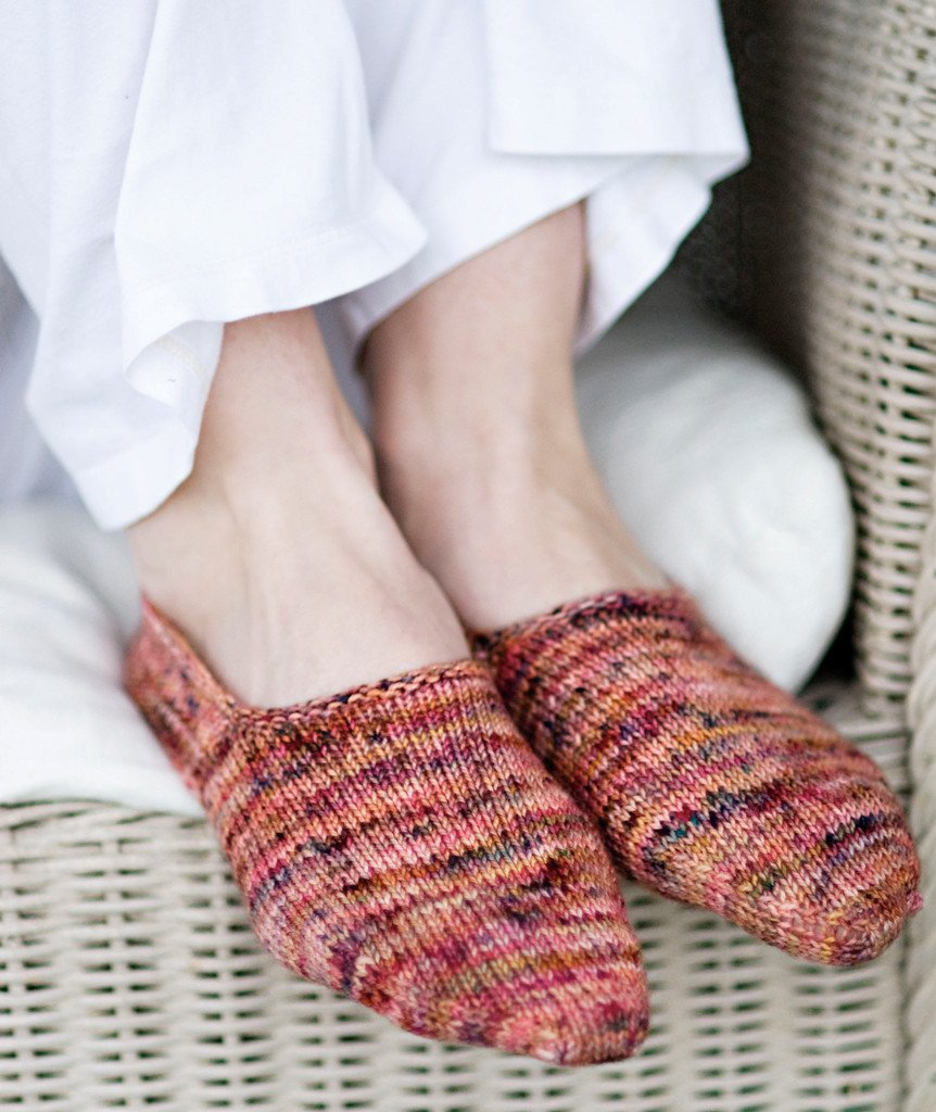 Free Knitting Patterns For Bed Socks Weekly Fave The Coolest Slippers Knitting Unplugged