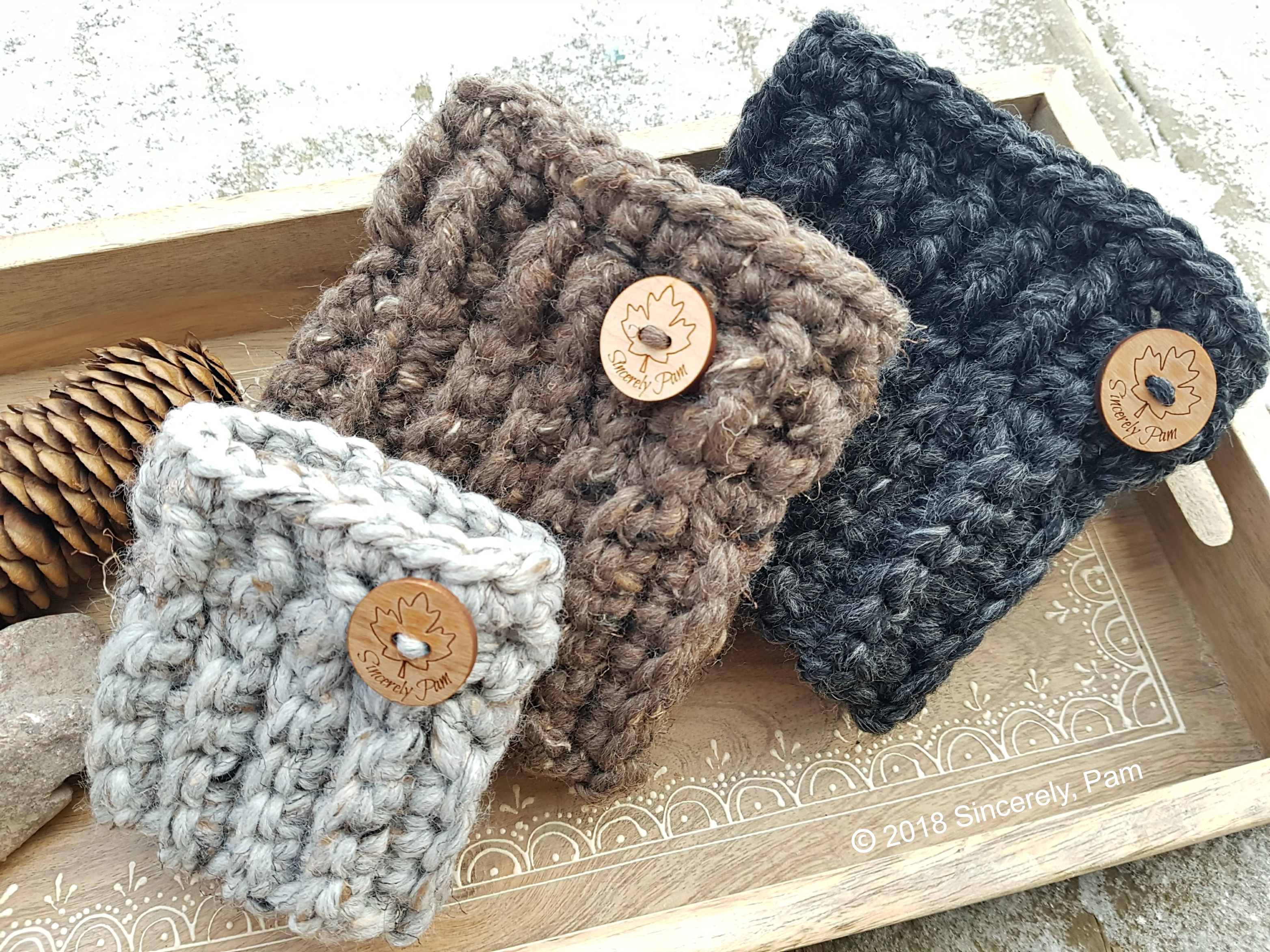 Free Knitting Patterns For Boot Toppers Chunky Boot Cuffs Free Pattern Sincerely Pam