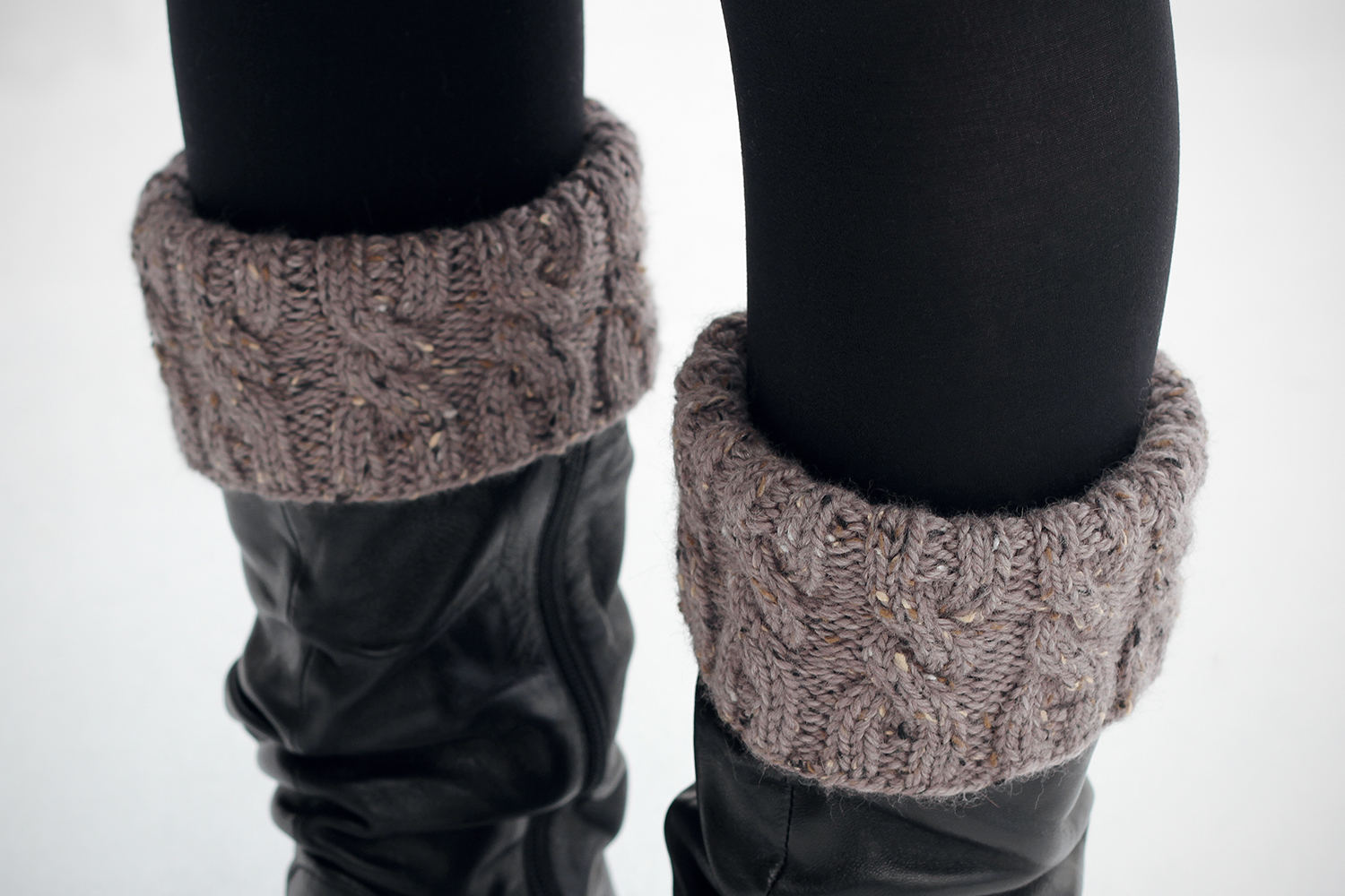 Free Knitting Patterns For Boot Toppers Introducing Helmikuu Boot Toppers Sunshine Ravioli Knits