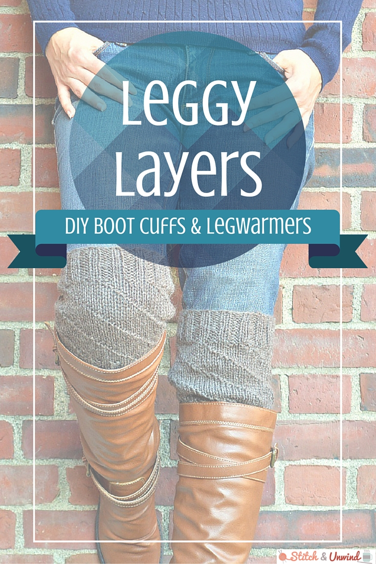 Free Knitting Patterns For Boot Toppers Leggy Layers 15 Diy Leg Warmers And Boot Cuffs Stitch And Unwind
