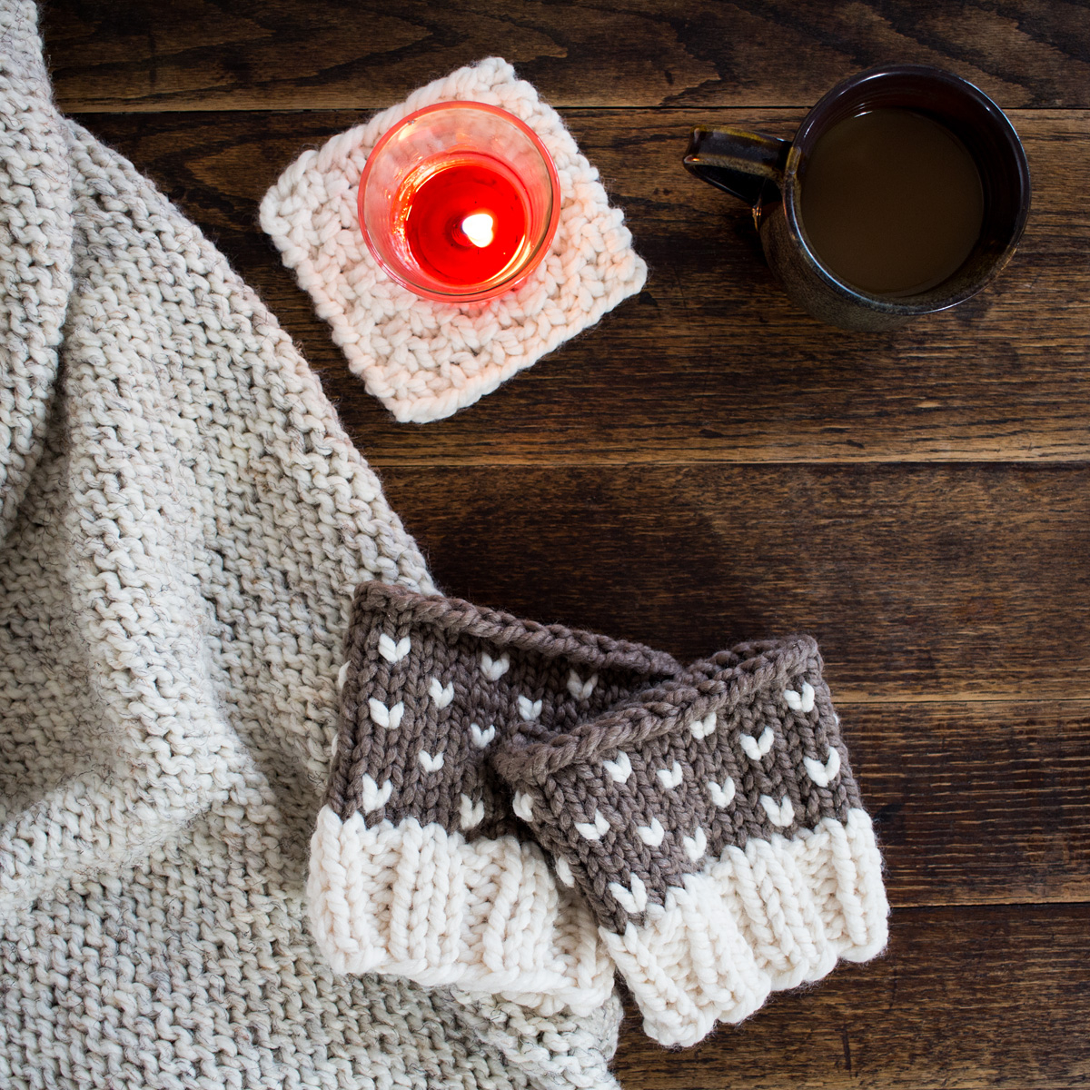 Free Knitting Patterns For Boot Toppers Preparedness Boot Cuff Knitting Pattern