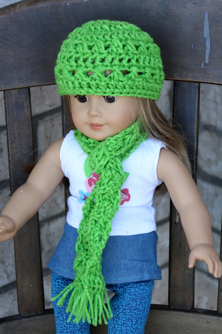 Free Knitting Patterns For Dolls Hats 16 Knitting Patterns For American Girl Dolls The Funky Stitch