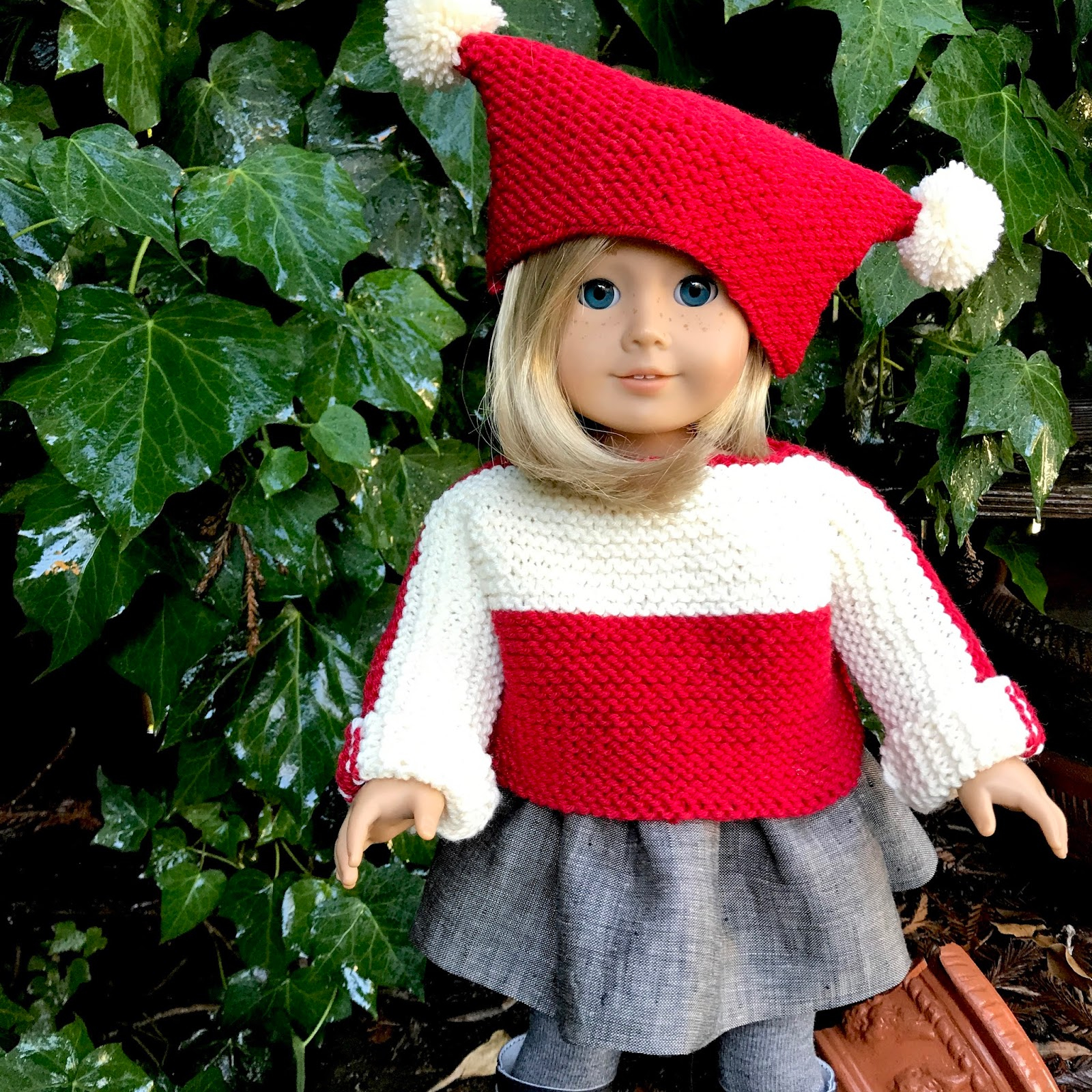 Free Knitting Patterns For Dolls Hats Popsicle Toes A Free Knitting Pattern For Dolly Knitionary