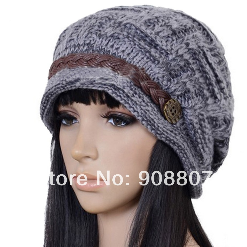 Free Knitting Patterns For Hats Uk Cable Knit Crochet Hat Pattern Free