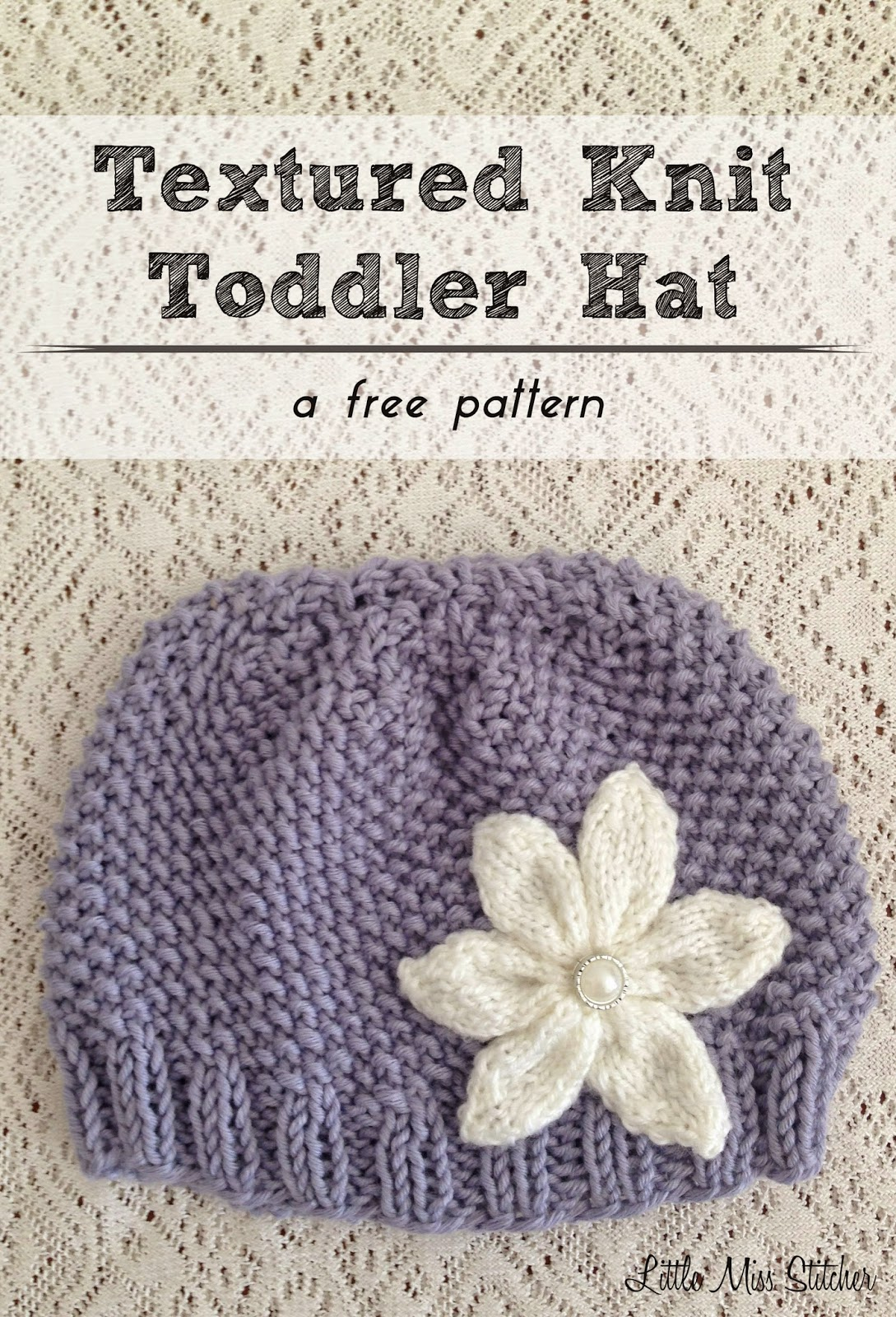 Free Knitting Patterns For Hats Uk Shopping How To Knit A Ba Girl Hat Pattern C82cc 39cf5