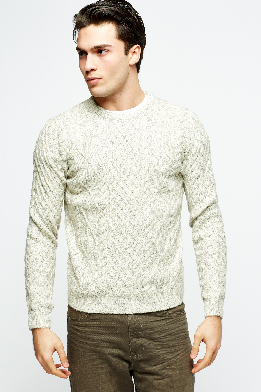 Free Knitting Patterns For Men's Sweaters 7 Free Knitting Patterns For Men Every Guy Will Love Interweave