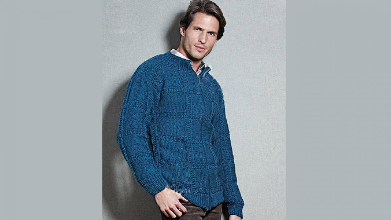 Free Knitting Patterns For Men's Sweaters Free Classic Mens Cardigan Knitting Pattern Knitting Patterns For