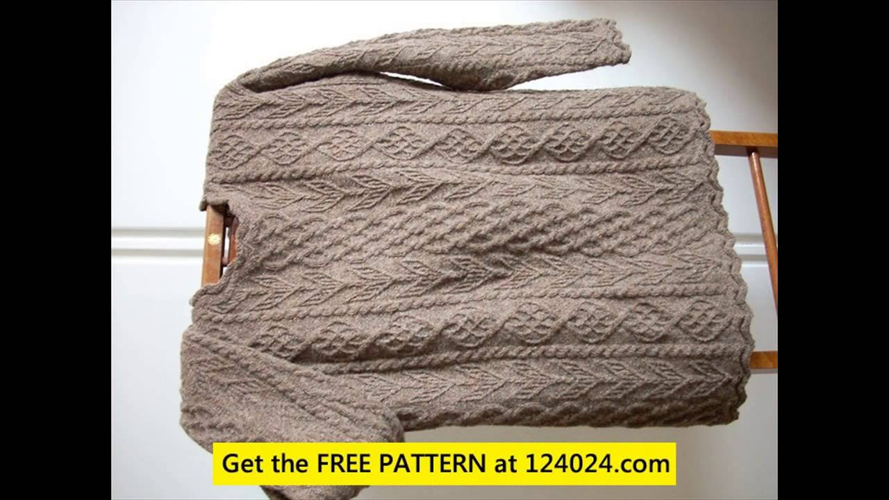 Free Knitting Patterns For Men's Sweaters Knit Sweater Vest Knitted Sweaters For Men Yellow Cable Knit Sweater