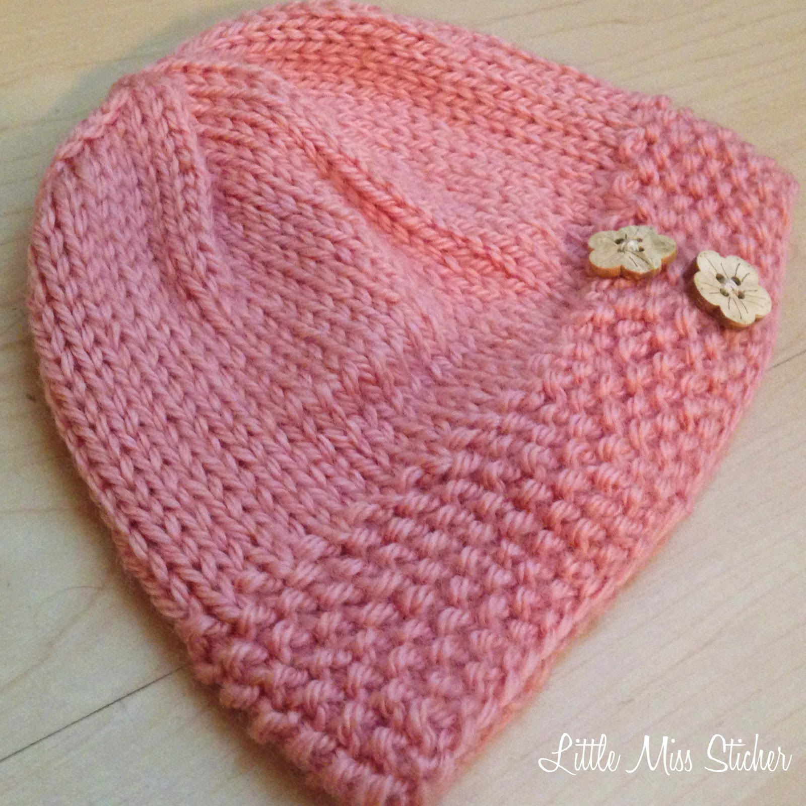 Free Knitting Patterns For Newborn Hats Easy Knitting Patterns For Hats Free