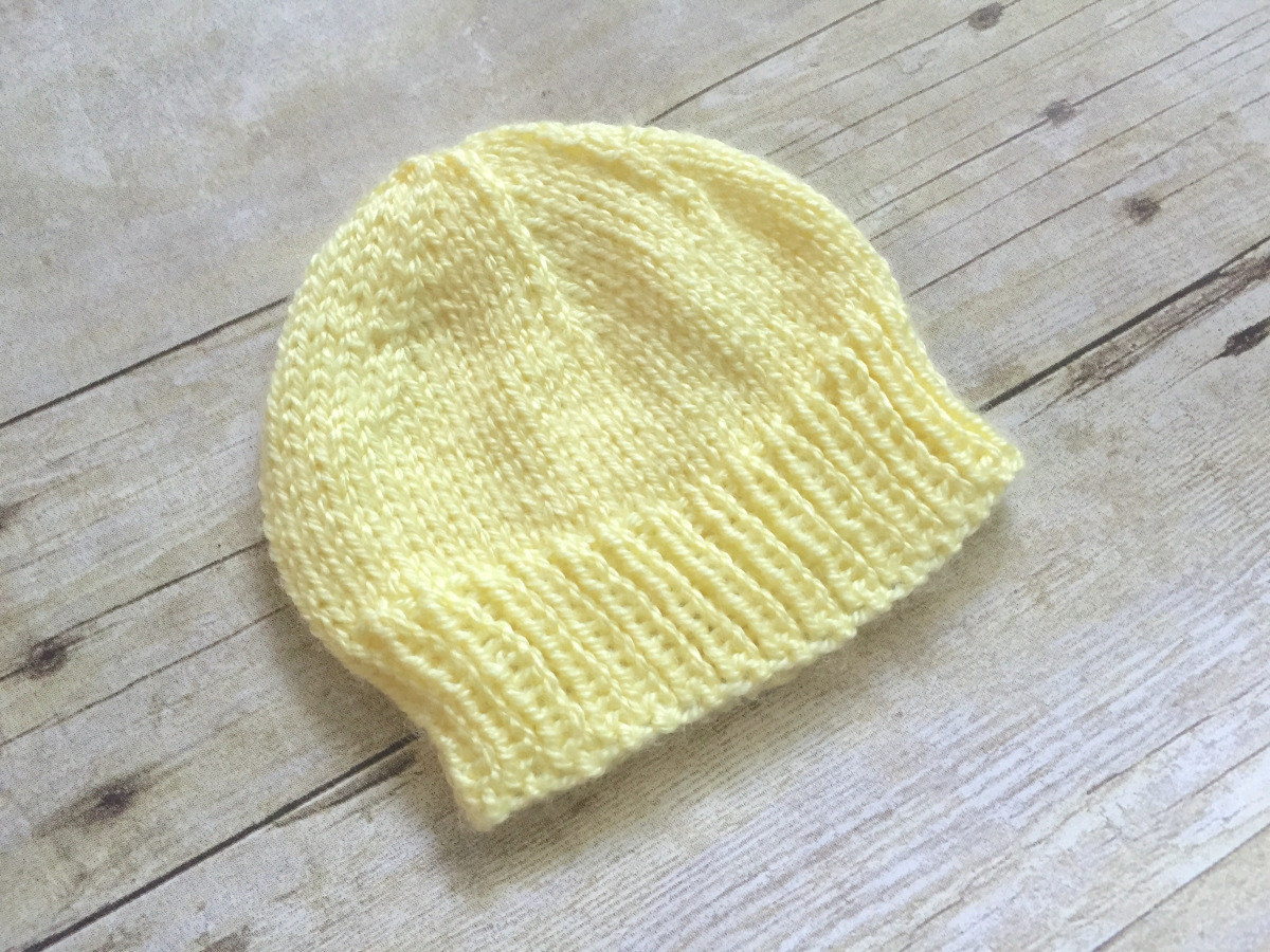 Free Knitting Patterns For Newborn Hats Lovely 49 Pics Ba Hat Pattern