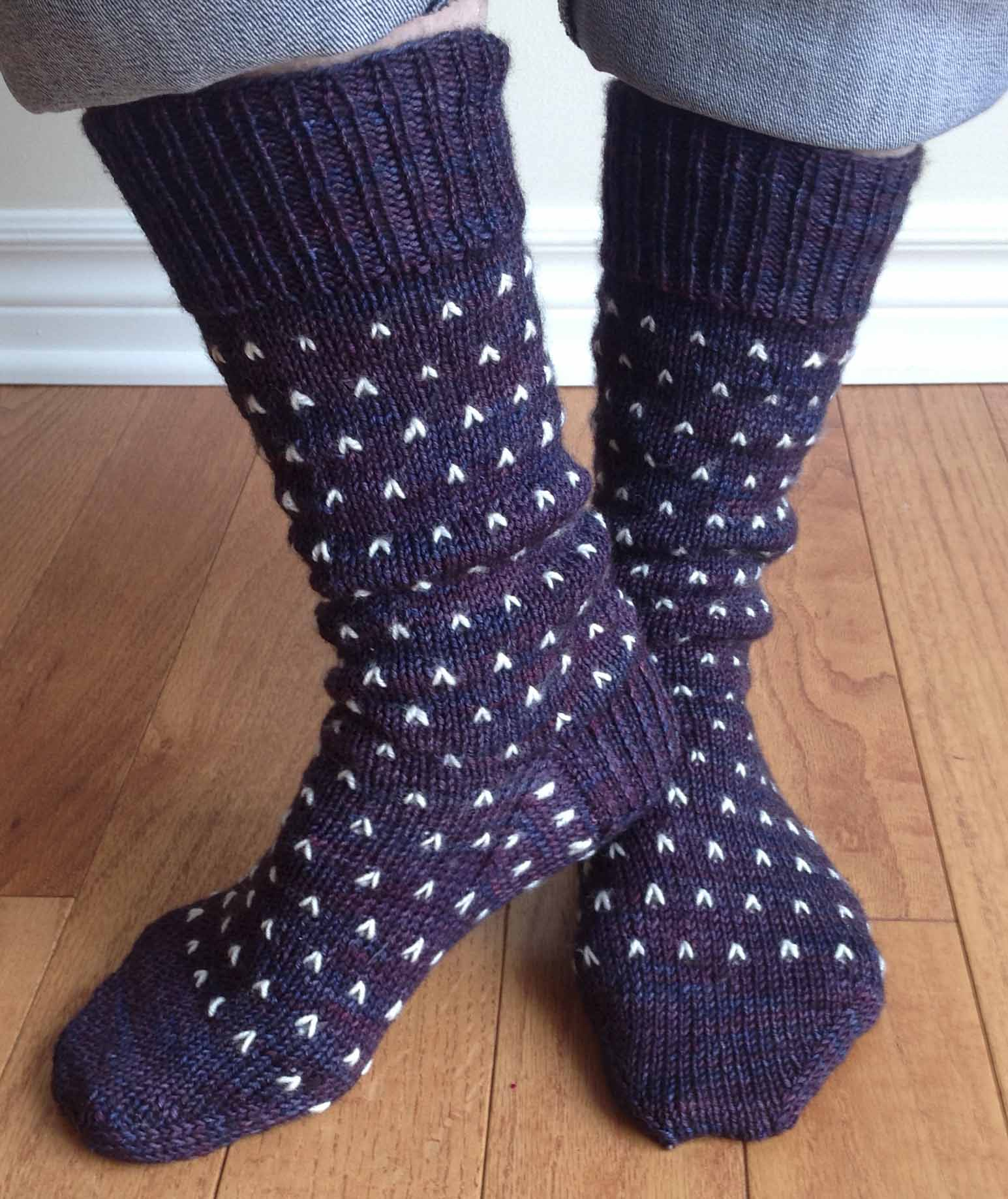 Free Knitting Patterns For Socks On Four Needles Free Knitting Patterns