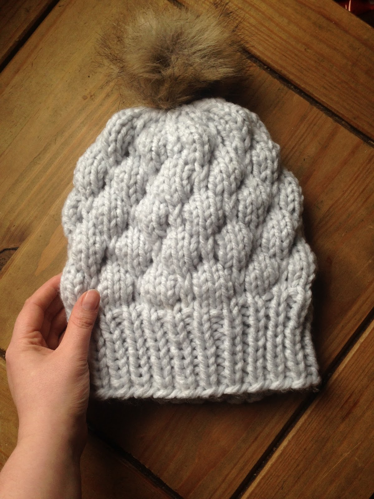 Free Knitting Patterns For Super Chunky Yarn Super Chunky Wool Hat Pattern Free