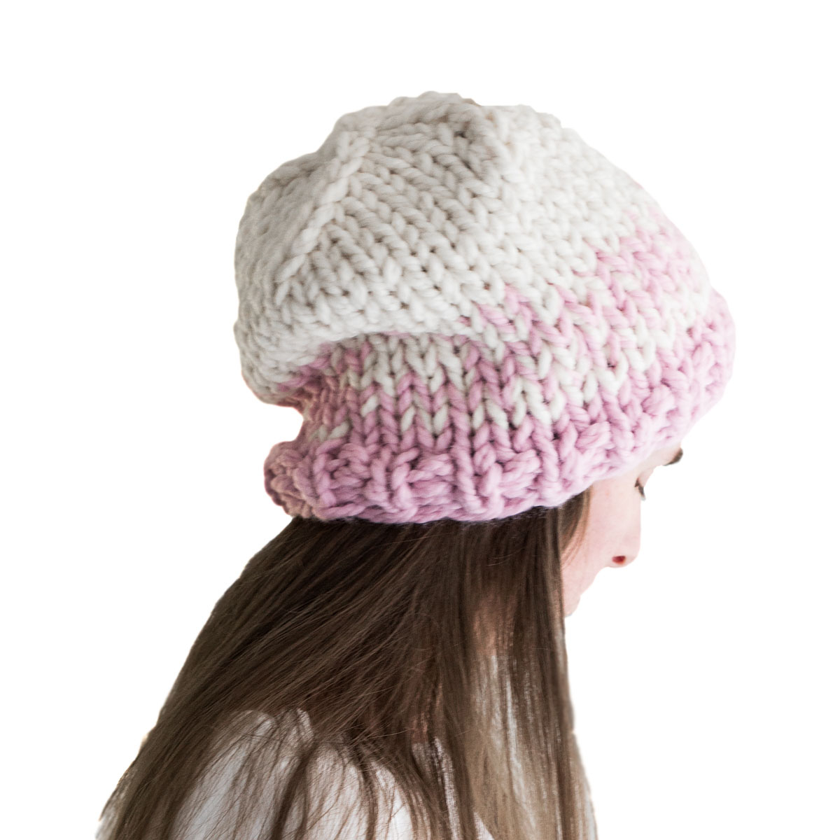 Free Knitting Patterns For Super Chunky Yarn The Best Super Bulky Hat Knitting Pattern