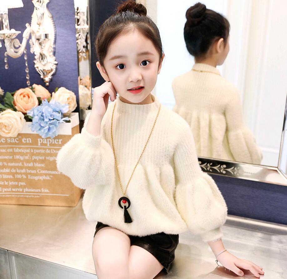 Free Knitting Patterns For Sweater Coats Ba Girls Sweaters Cape Children Cotton Sweater Coats Princess Turtleneck Cloak New Arrival Christmas Clothes Cardigan Hw2128