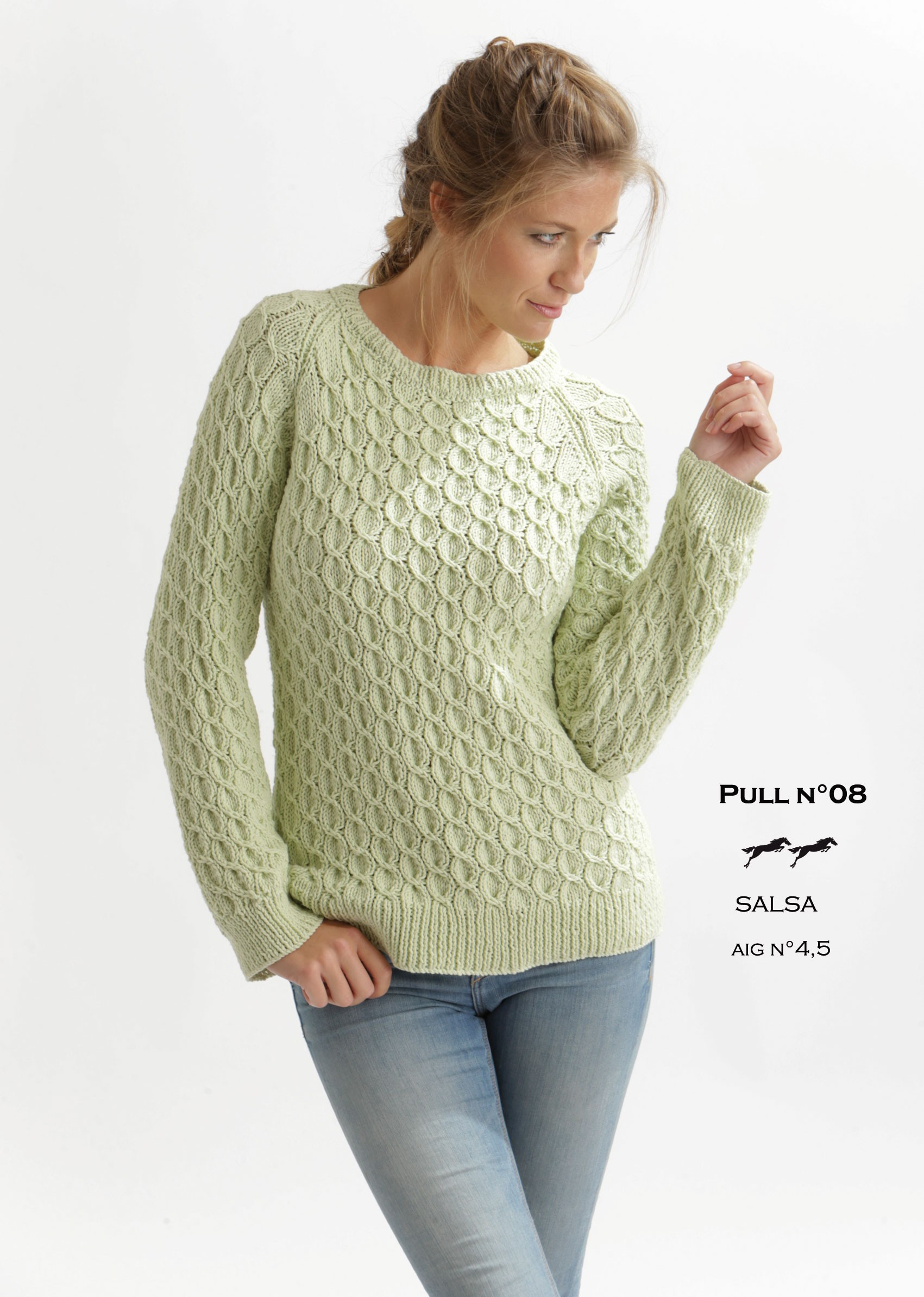 Free Knitting Patterns For Sweater Coats Model Jumper Cb20 08 Free Knitting Pattern Cheval Blanc