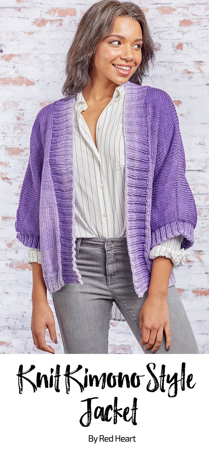 Free Knitting Patterns For Sweater Coats Womens Sweater Knitting Patterns Knit Kimono Style Jacket Free Knit