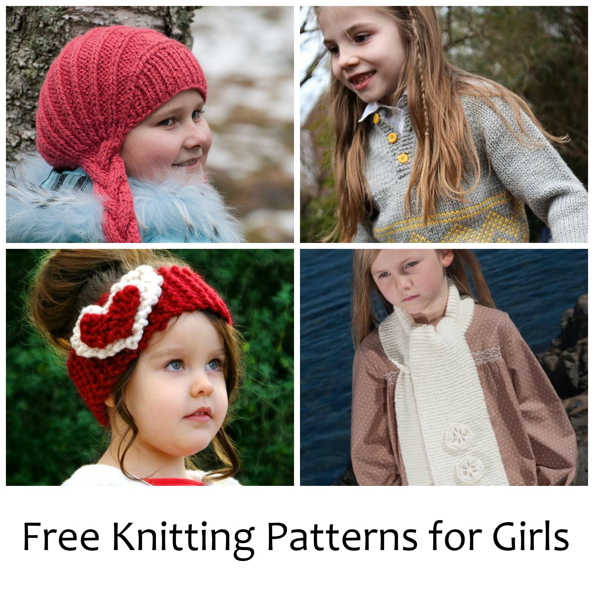 Free Knitting Patterns For Teens 10 Free Knitting Patterns For Girls On Craftsy