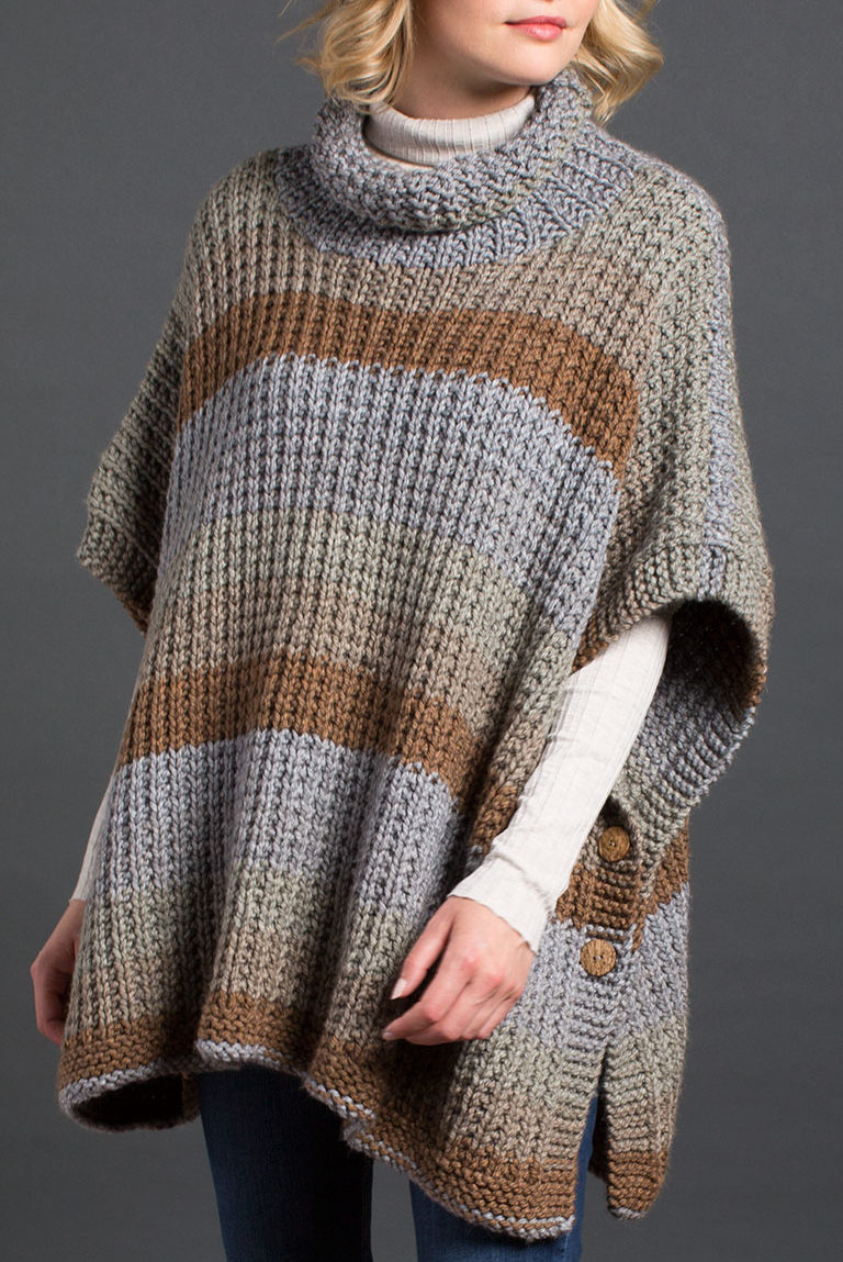 Free Knitting Patterns Poncho Modern Poncho Knitting Patterns In The Loop Knitting