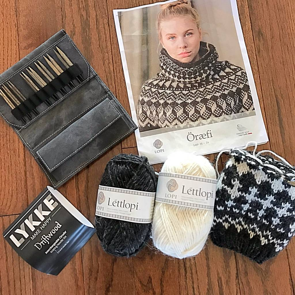 Free Lopi Knitting Patterns Free Pattern Fridays Friday October 20 2017 Have You Started