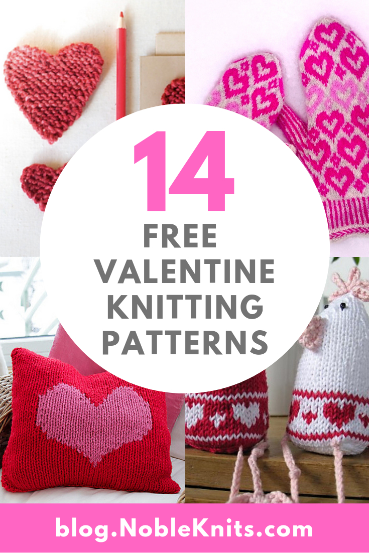 Free Lopi Knitting Patterns Heart Knitting Pattern Free