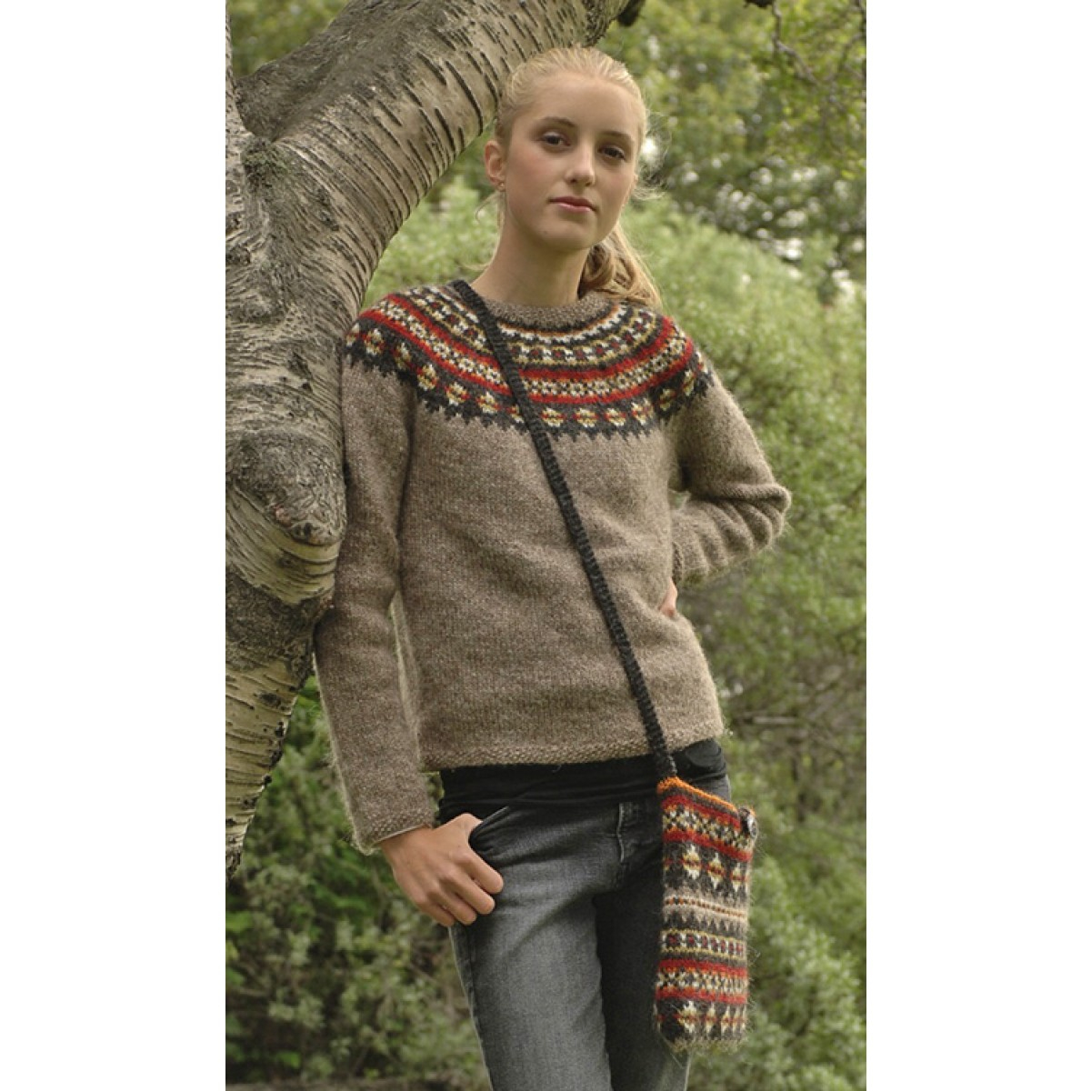 Free Lopi Knitting Patterns Little Knits Lopi Free Downloadable Pattern Aftur Pullover