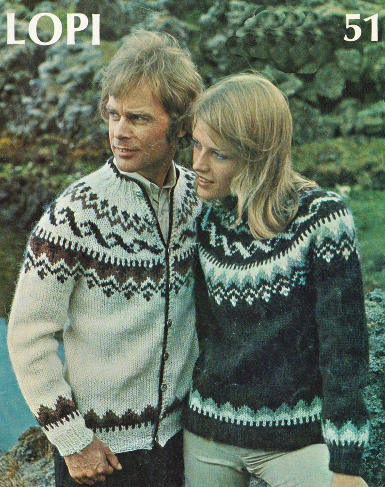 Free Lopi Knitting Patterns Lopi Style Sweater Pattern 51 Pdf An Icelandic Tradition Directions For Both Sweater Or Jacketcardigan Options