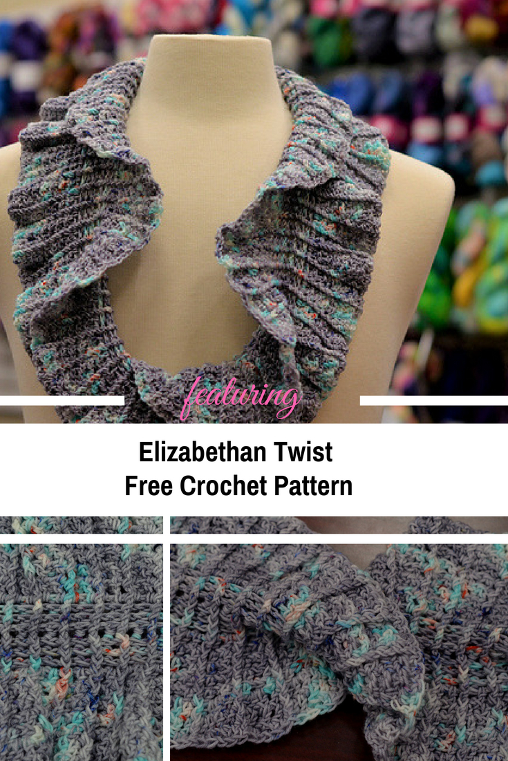 Free Mobius Scarf Knitting Pattern Easy Mobius Twist Scarf Crochet Pattern Knit And Crochet Daily