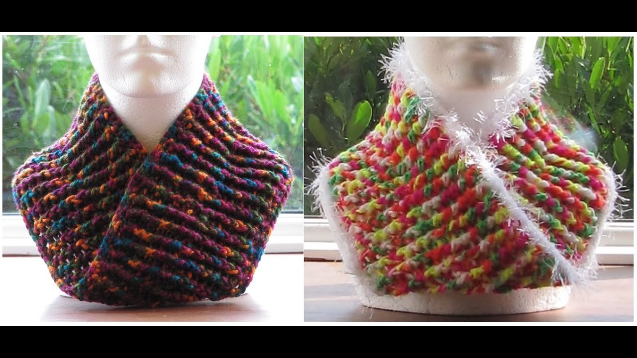 Free Mobius Scarf Knitting Pattern How To Make A Mobius Cowl Or Scarf