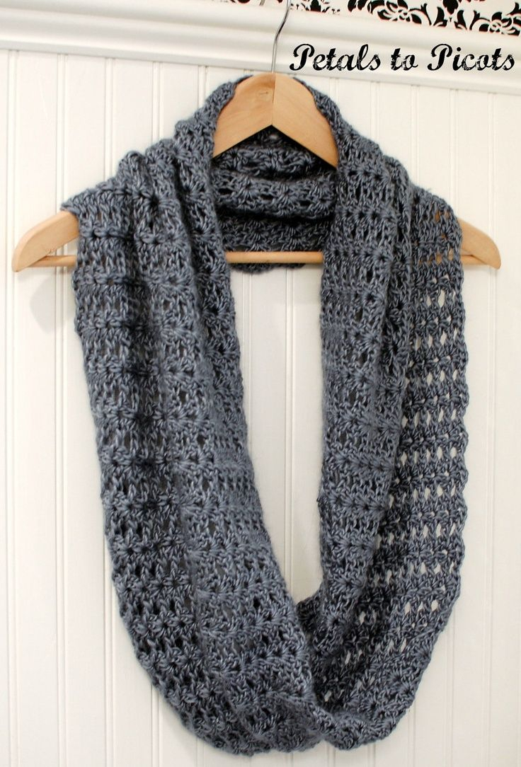 Free Mobius Scarf Knitting Pattern Infinity Scarf Crochet Pattern Thefashiontamer