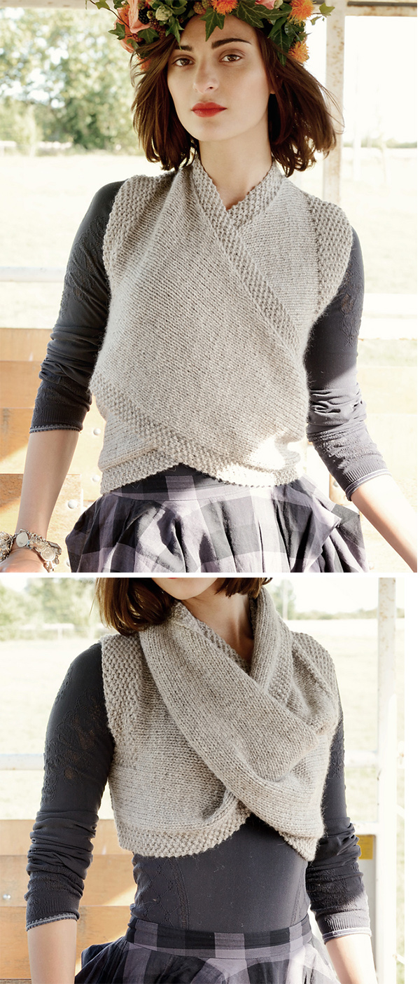 Free Mobius Scarf Knitting Pattern Twisted Top Knitting Patterns In The Loop Knitting