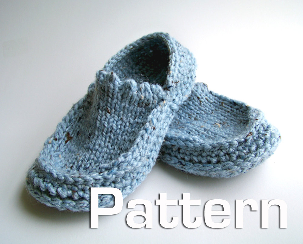 Free Patterns For Knitted Slippers 10 Best Photos Of Free Slipper Patterns Knit Beginner Crochet Free