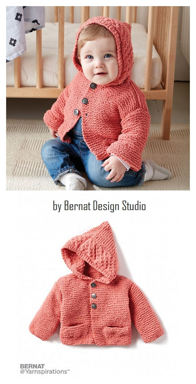 Free Sweater Patterns To Knit Knitting Patterns Hoodie In The Details Knit Hoodie Free Pattern