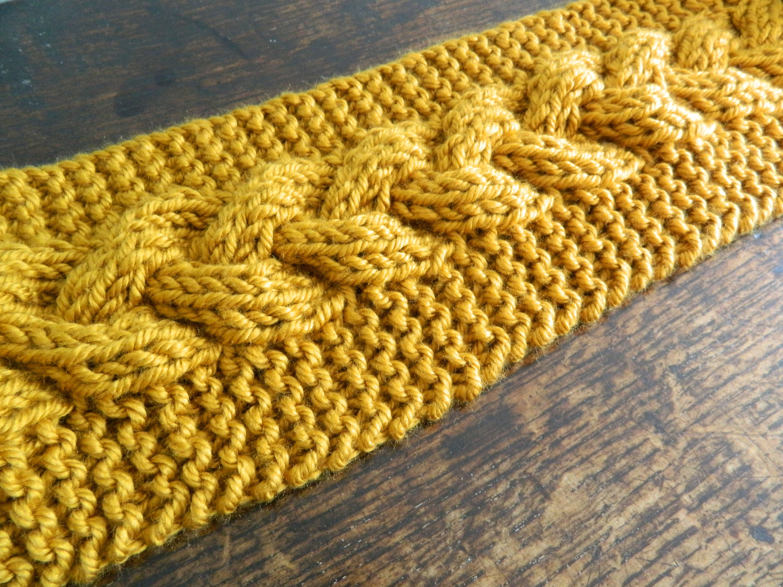 Hand Knit Scarf Pattern Super Chunky Plaited Cable Knit Scarf Pattern Cable Knit Scarf Knitting Pattern How To Knit Tutorial Hand Knitted Scarf Pattern