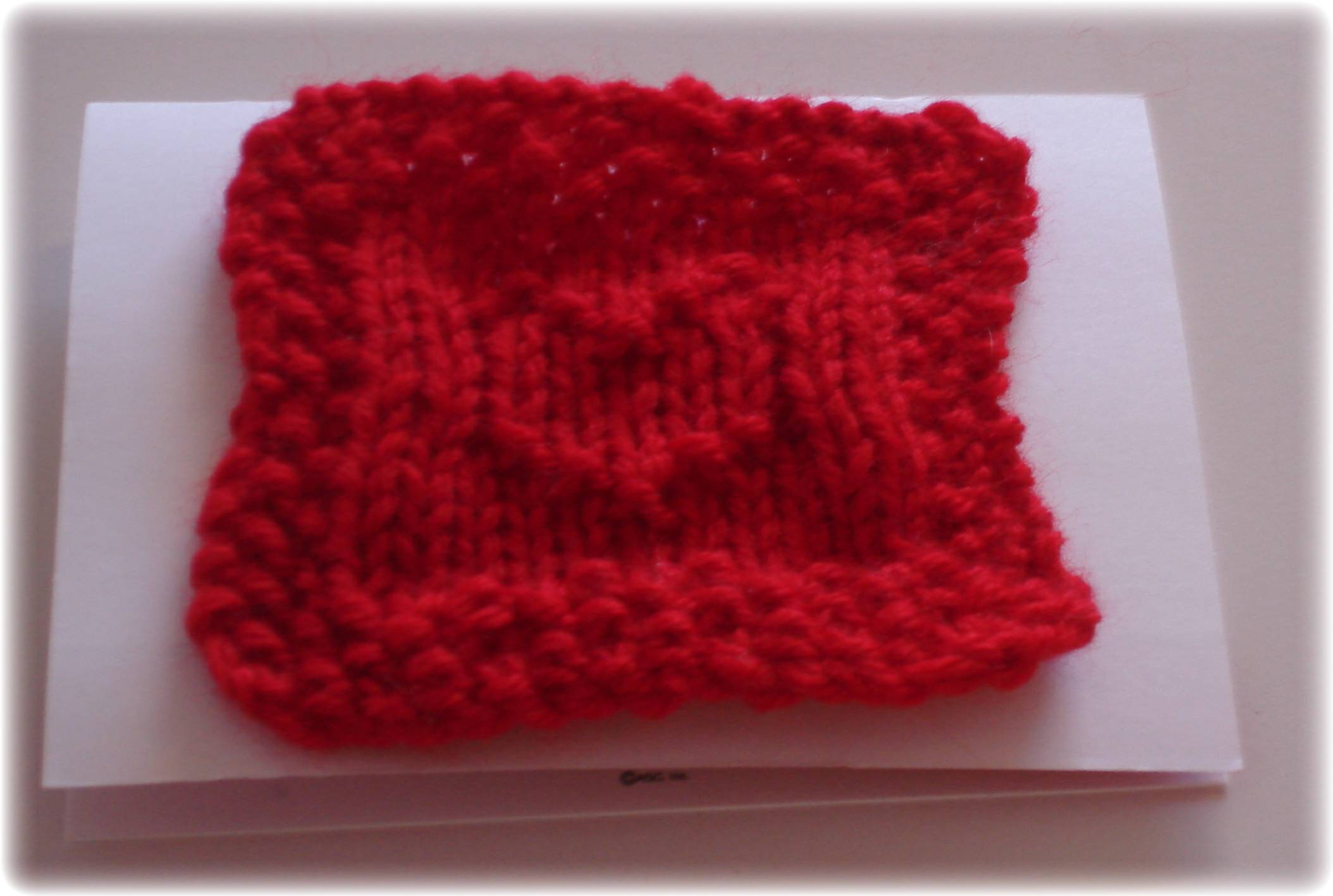 Heart Shaped Dishcloth Knitting Pattern Knit A Heart In 15 Minutes For Valentines Day