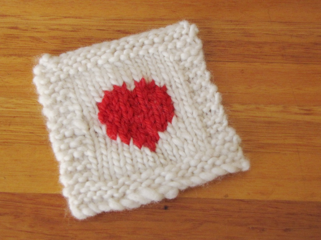 Heart Shaped Dishcloth Knitting Pattern Valentines Archives Natural Suburbia