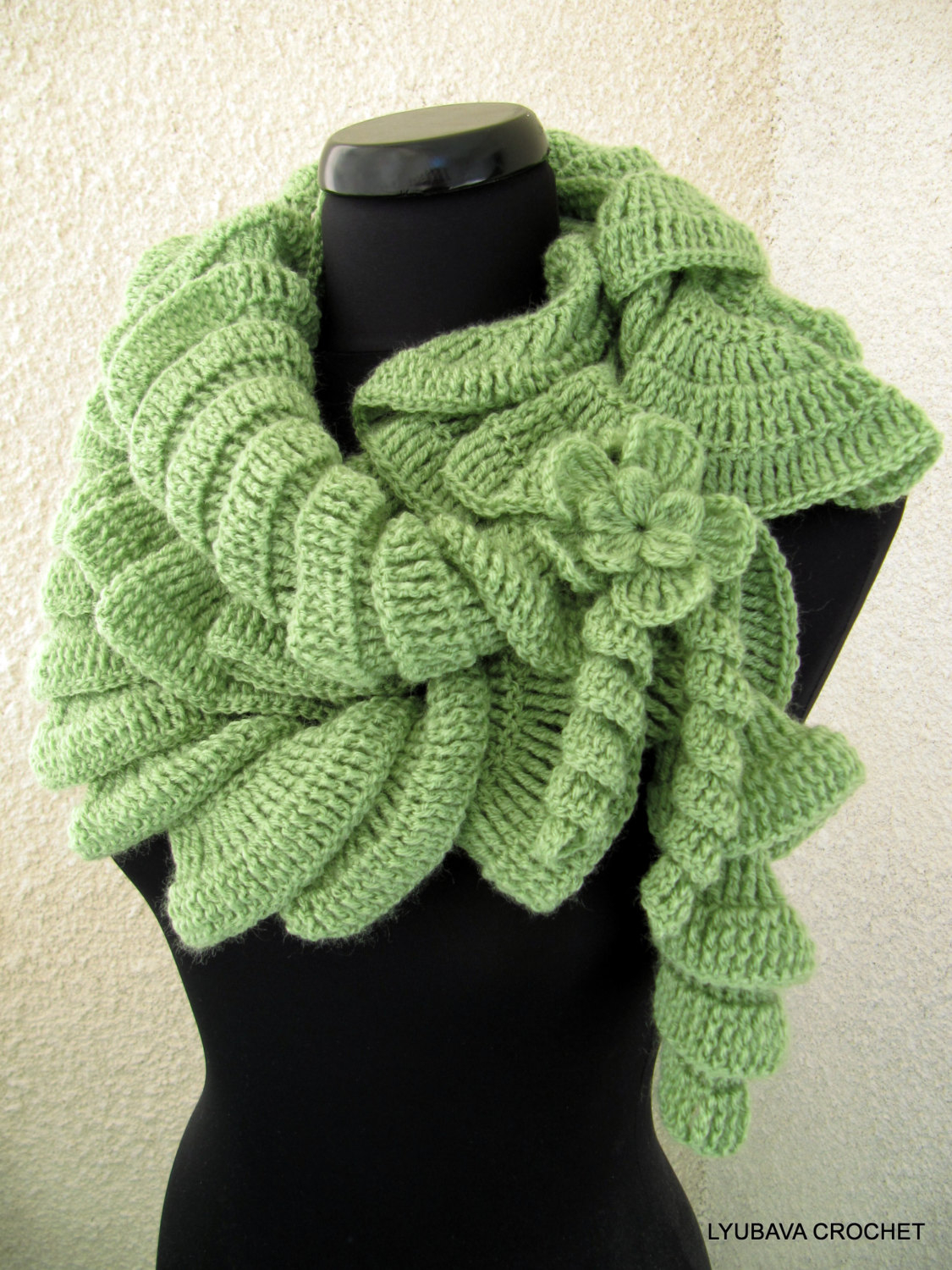 How To Knit A Ruffle Scarf Free Pattern 9 Crochet Patterns For Scarves Free Fiber Flux Free Crochet