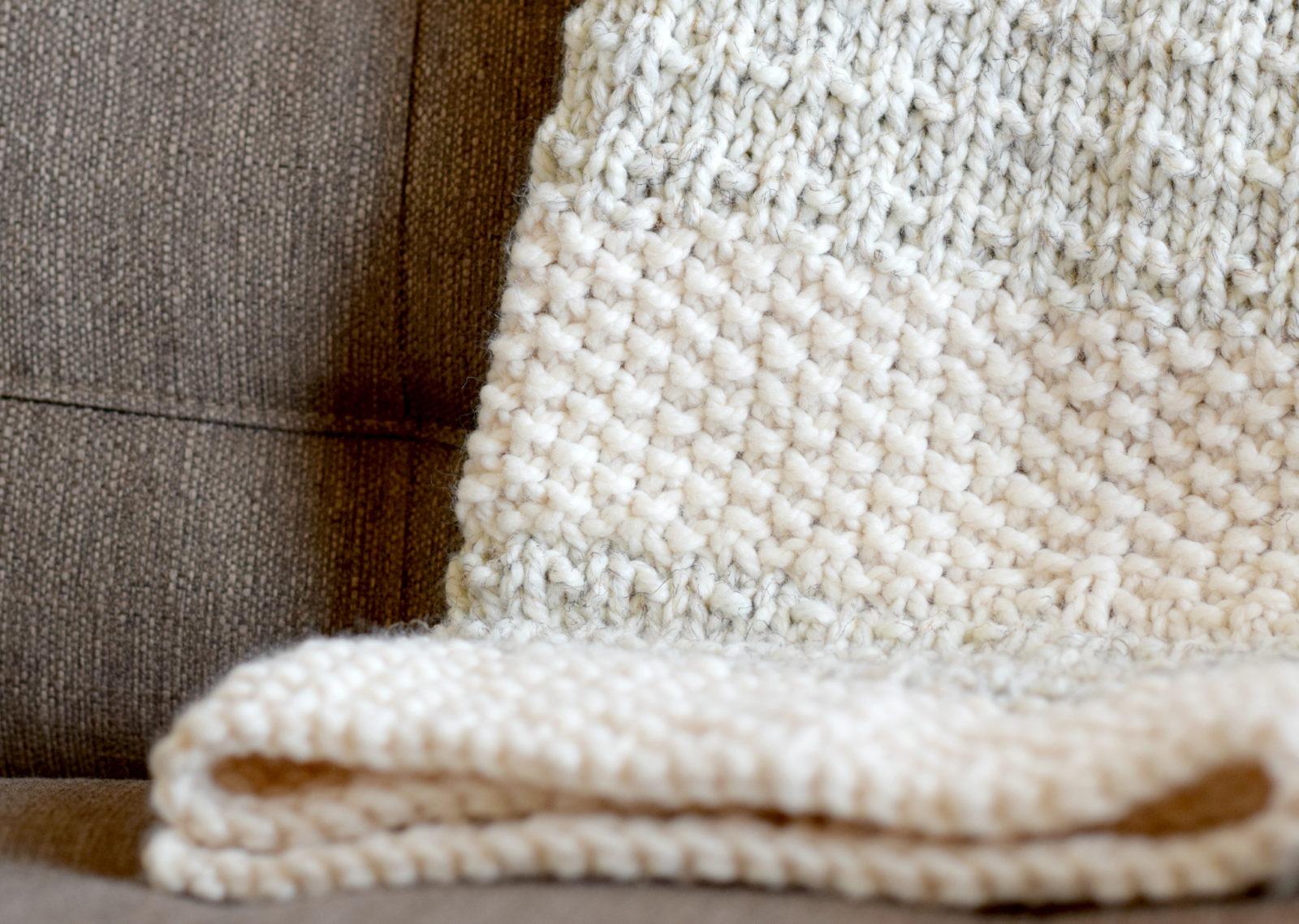 Knit Afghan Patterns Free Easy Heirloom Knit Blanket Pattern Mama In A Stitch