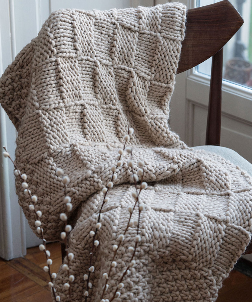Knit Afghan Patterns Free Textured Knitting Afghans Patterns Free
