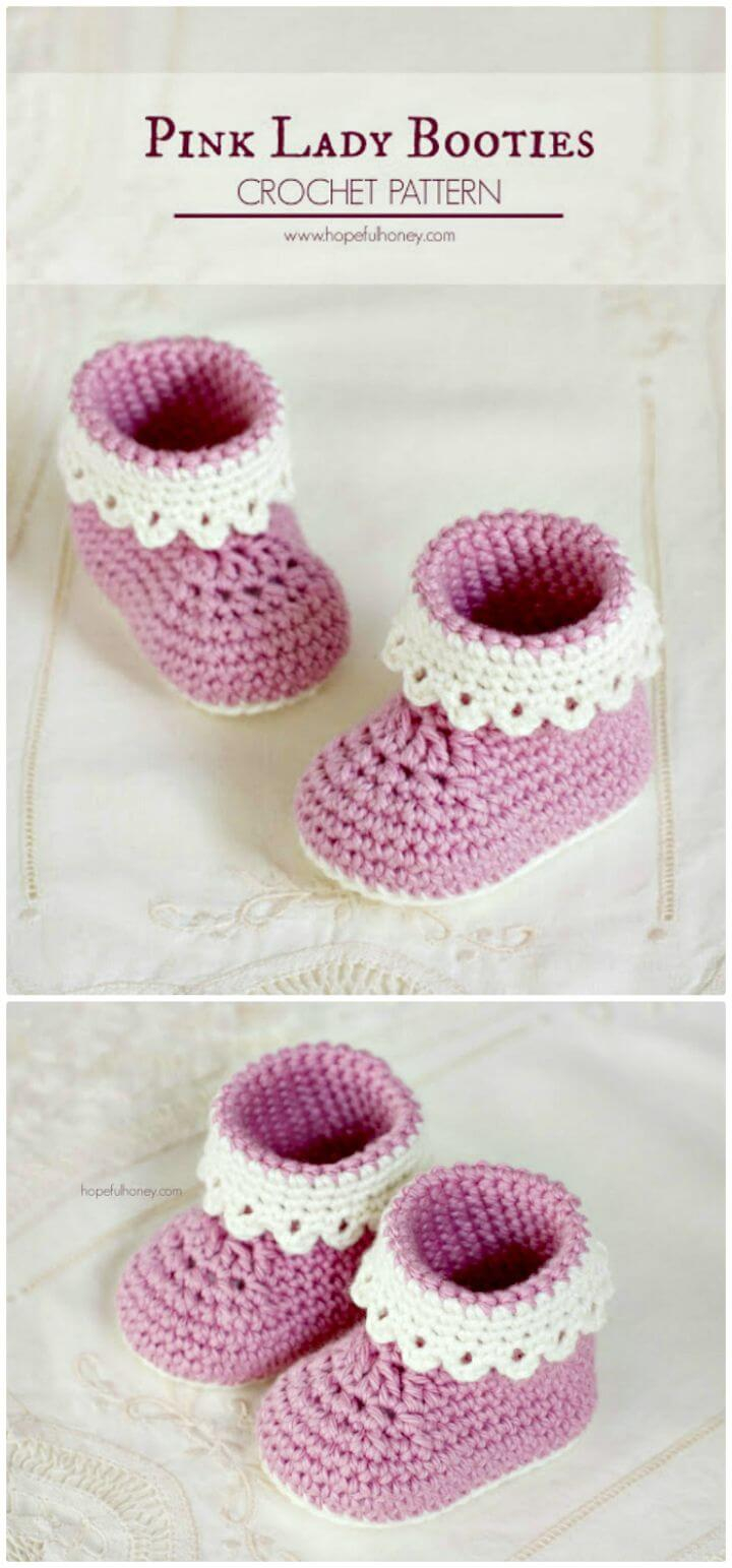 Knit Booties Pattern Free Crochet Ba Booties 55 Free Crochet Patterns For Babies Diy Crafts