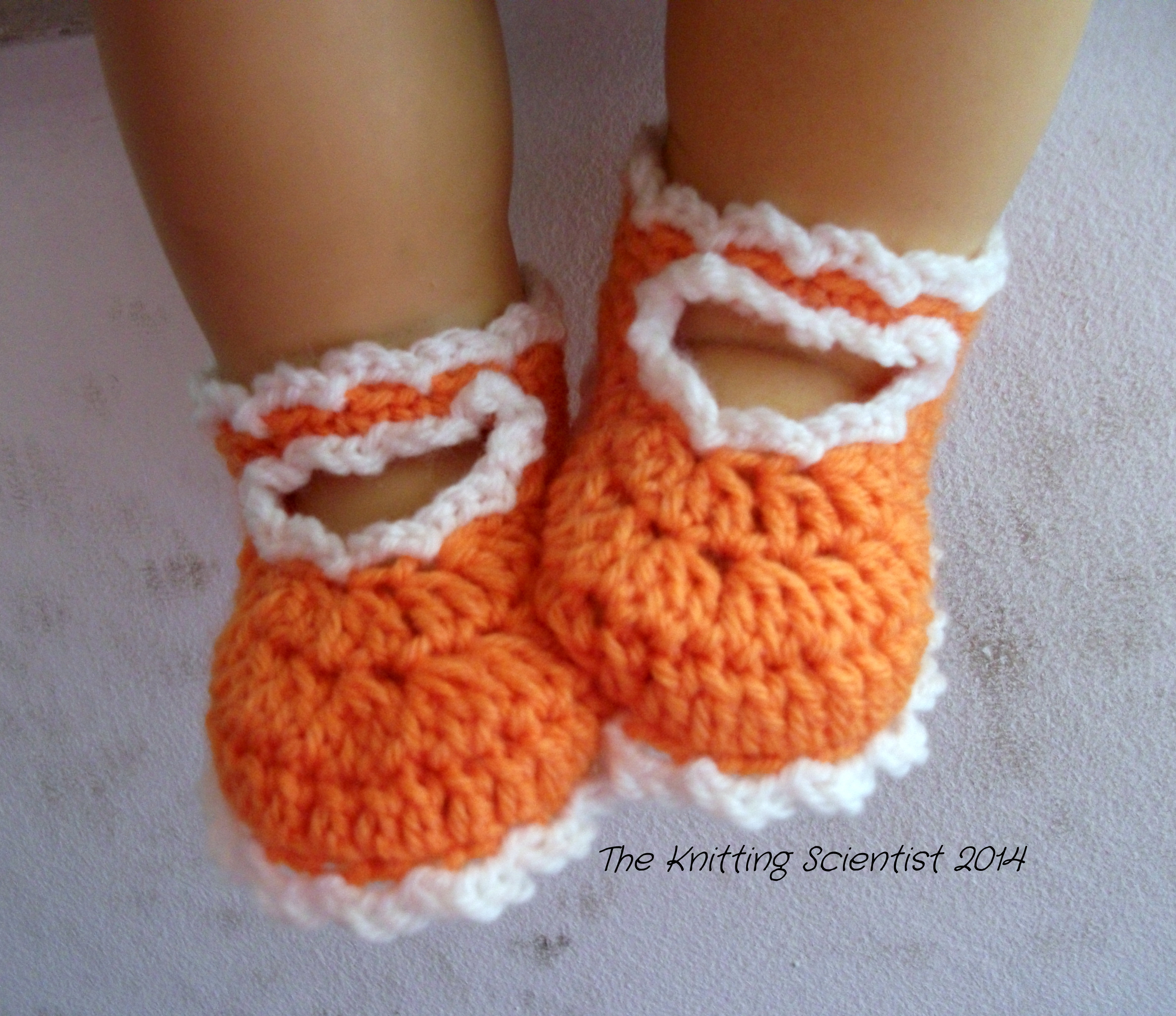 Knit Booties Pattern Free Summer Free Pattern The Knitting Scientist