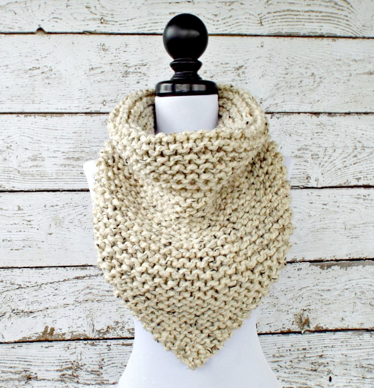 Knit Cowl Scarf Pattern Instant Download Knitting Pattern Pdf Knit Cowl Pattern Knit Scarf Pattern Knitting Pattern Pdf For Bandana Cowl Womens Accessories