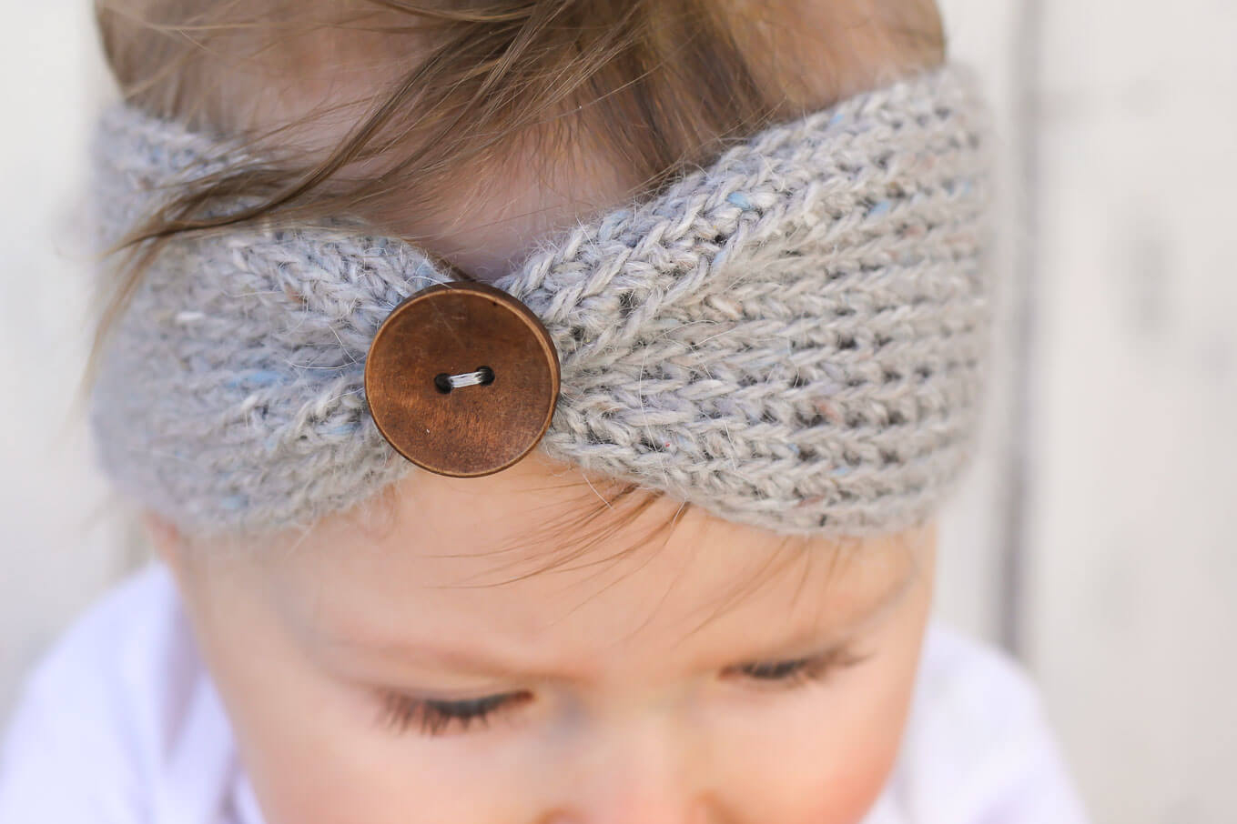 Knit Headband Pattern With Flower Free Crochet Headband Pattern Ba Adult Sizes