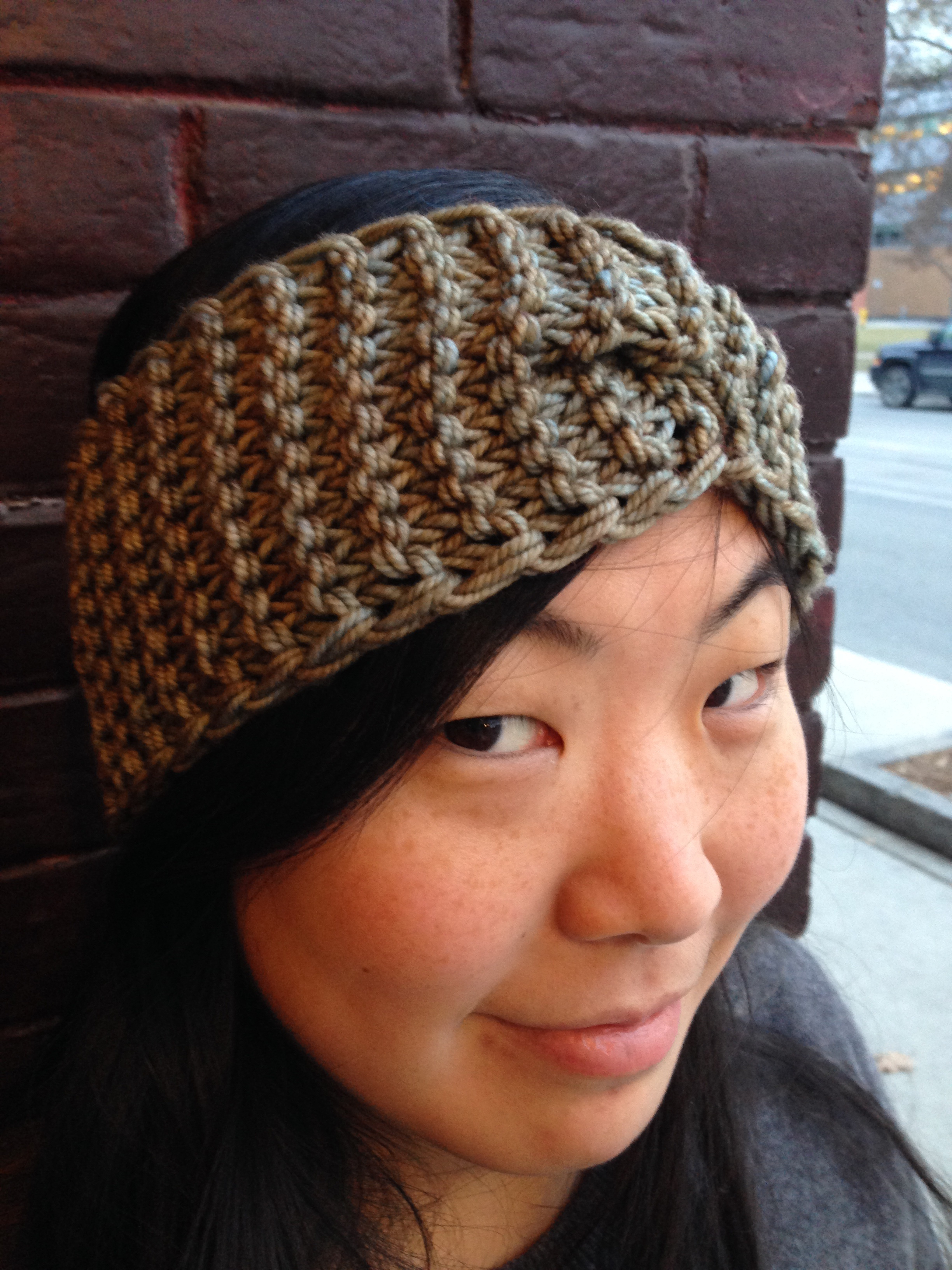 Knit Headband Pattern With Flower Im With The Band A Knitted Headband Story The Knit Cafe