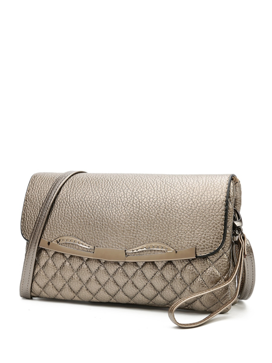 Knitted Bag Pattern Womens Crossbody Bag Elegant All Matched Large Capacity Casual Knitted Bag
