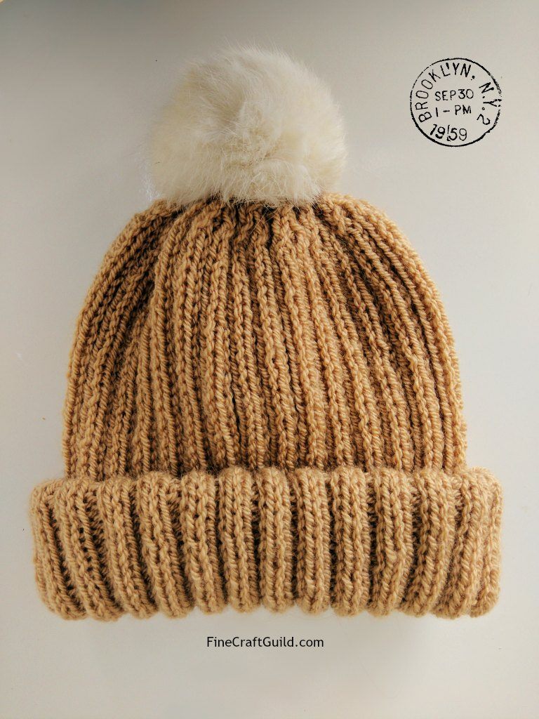 Knitted Beanie Hat Pattern 12 Best Knit Hat Patterns For Women This Fall