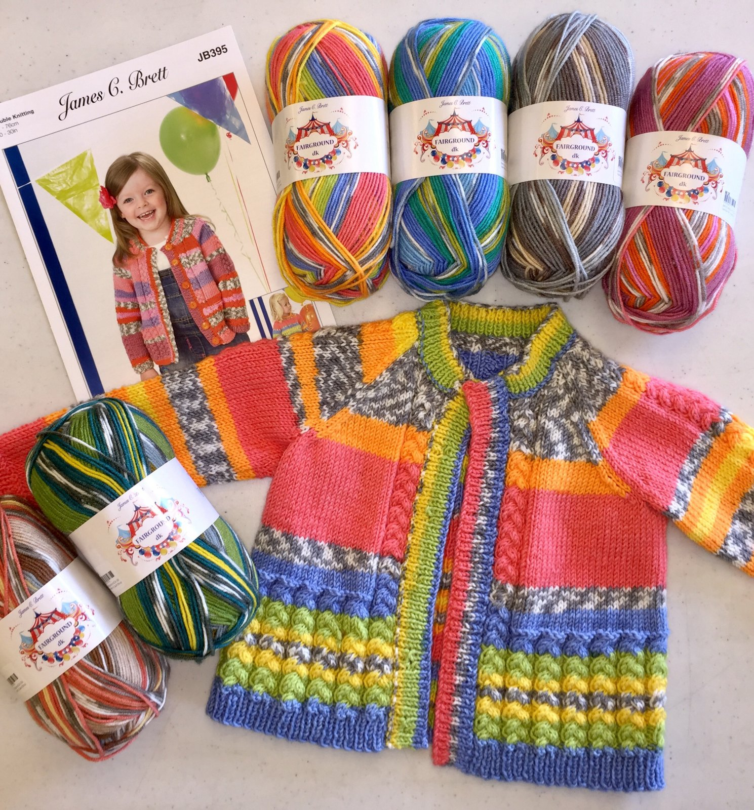 Knitted Childrens Sweaters Free Patterns Knitting Books Patterns